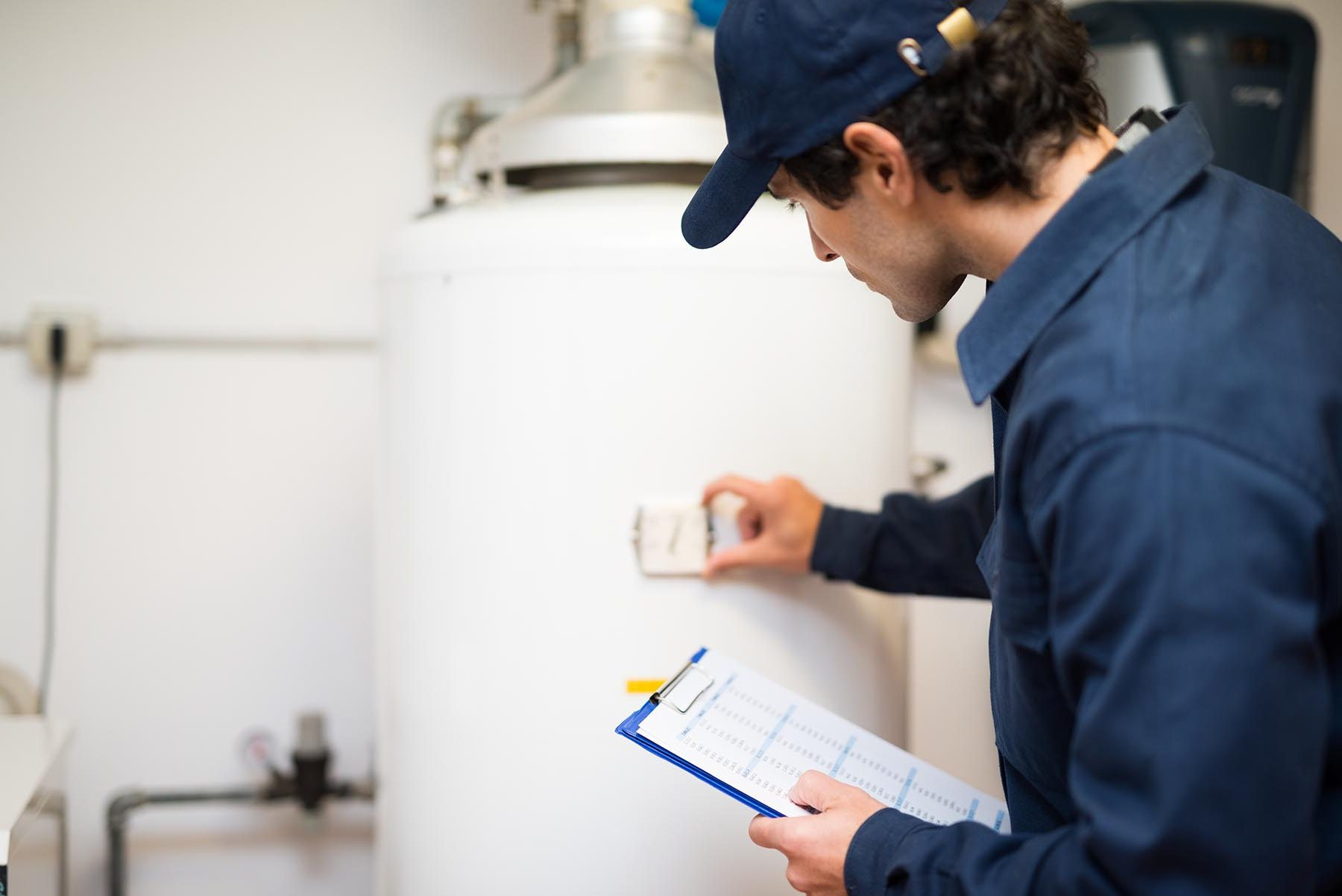 Water filter plumber and installation