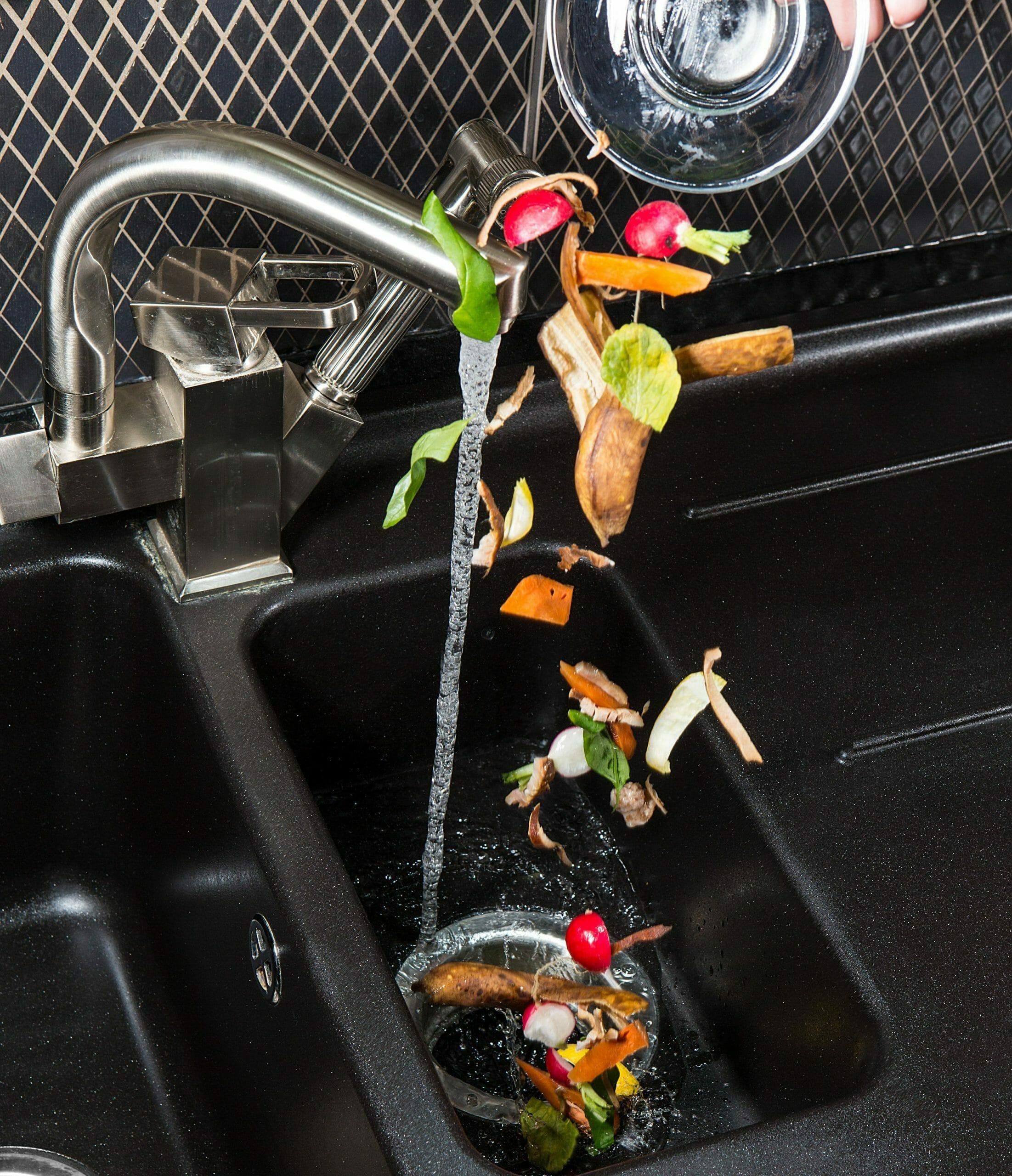 Garbage Disposal Repair and Garbage Disposal Installation